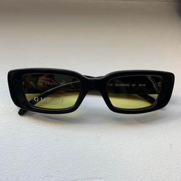 93cdeecc5ba22 Gucci Accessories - Authentic Gucci small vintage sunglasses!